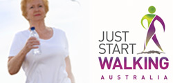 link to Just Start Walking