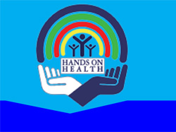 Hands on health logo